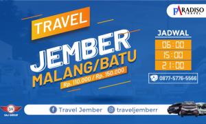 Paradiso Travel Jember Malan