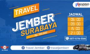 Travel Jember Surabaya